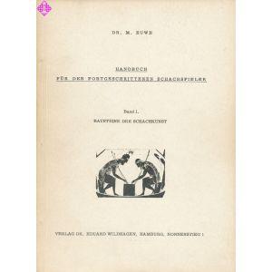 Handbuch für den fortgeschrittenen Schachspieler 1