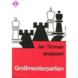 Jan Timman analysiert Großmeisterpartien