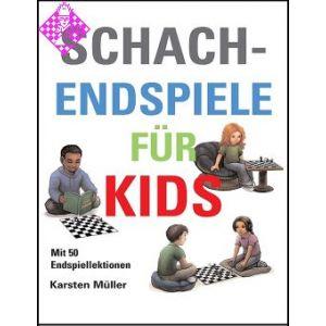Schachendspiele für Kids