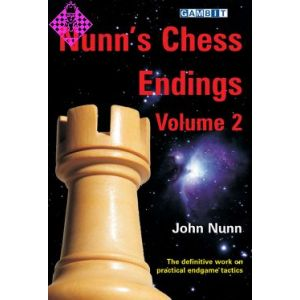 Nunn's Chess Endings - Vol. 2