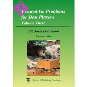Graded Go Problems for Dan Players, Vol. 3