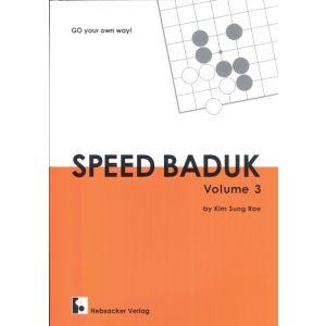 Speed Baduk - Volume 3