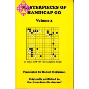 Masterpieces of Handicap Go - Vol. 2