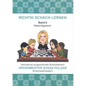 Richtig Schach Lernen, Band II