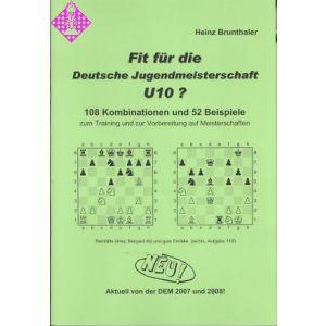 Fit für die Deutsche Jugendmeisterschaft U10 ?