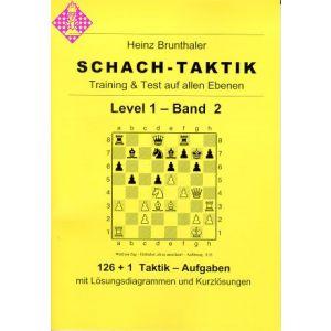 Schach-Taktik / Level 1 - Band 2