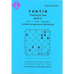 Taktik - Training & Test / Band II