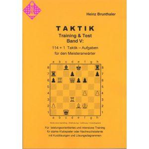 Taktik - Training & Test / Band V