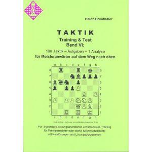 Taktik - Training & Test / Band VI