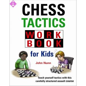 Chess Tactics Workbook for Kids