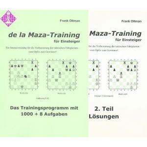 de la Maza-Training für Einsteiger (Aufgaben- u. L