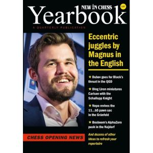 New in Chess Yearbook 137-140 (hc)