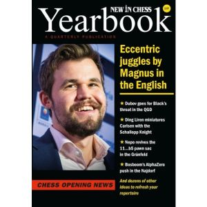 New in Chess Yearbook 137 (pb)