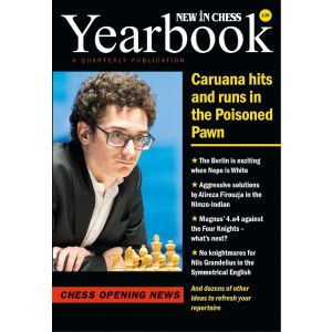 New in Chess Yearbook 139-142 (hc)