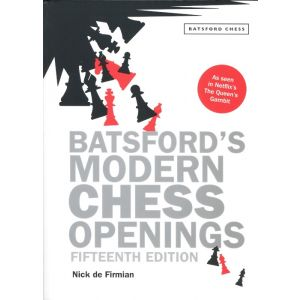 Batsford's Modern Chess Openings