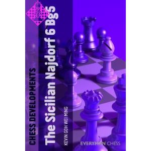 Chess Developments: Sicilian Najdorf 6. Bg5