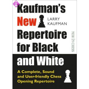 Kaufman's New Repertoire for Black and White