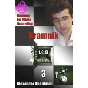 1.Nf3 - Opening for White according to Kramnik 3