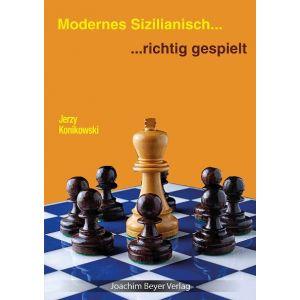 Modernes Sizilianisch Richtig Gespielt Schachversand Niggemann