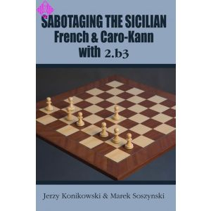 Sabotaging Sicilian, French, Caro-Kann 2.b3