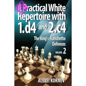 White Repertoire with 1.d4 and 2.c4 - Vol 2