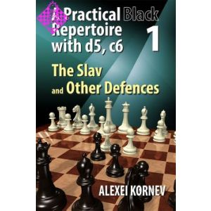 A Practical Black Repertoire with d5, c6 - Vol 1