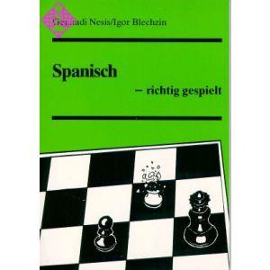 Spanisch - richtig gespielt