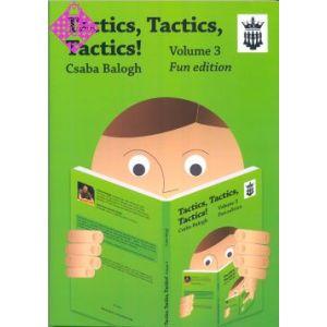 Tactics, Tactics, Tactics!  Volume 3