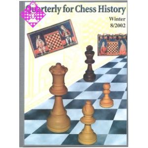 Quarterly for Chess History 8 8