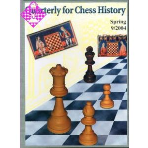 Quarterly for Chess History 9