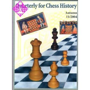 Quarterly for Chess History 11 11