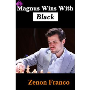 Magnus Wins With Black