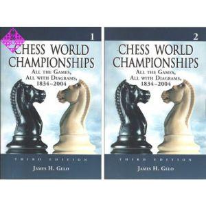 Chess World Championships 3rd ed.- Vol. I +II