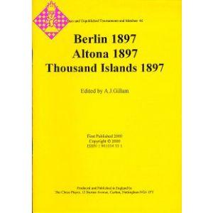 Berlin 1897 /Altona 1897 /Thousand Island 1897