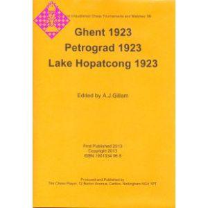 Ghent , Petrograd, Lake Hopatcong 1923