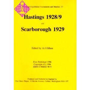 Hastings 1928/9, Scarborough 1929