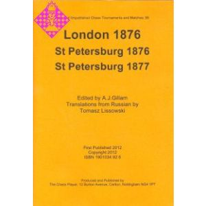 London 1876, St. Petersburg 1876,