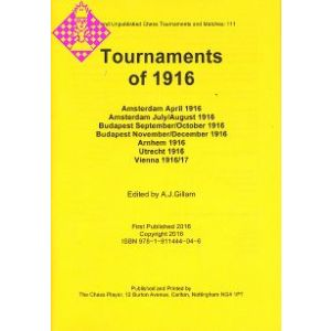 Tournaments of 1916