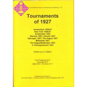 Tournaments of 1927