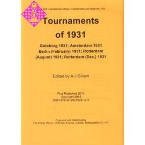 Tournaments of 1931