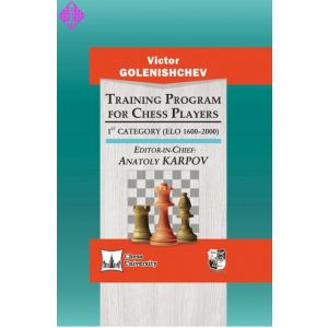 Training Program For Chess Players 1st Cat.