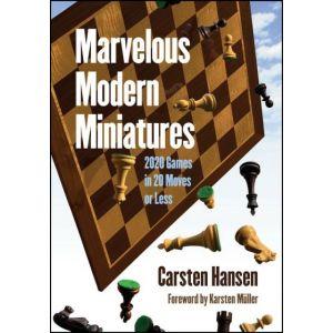 Marvellous Modern Miniatures