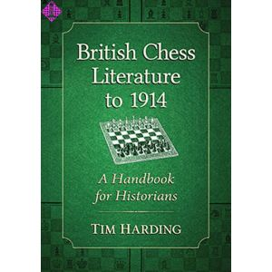 British Chess Literature to 1914