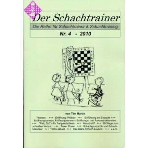 Der Schachtrainer Nr. 4 - 2010
