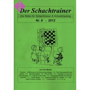 Der Schachtrainer Nr. 8 - 2012