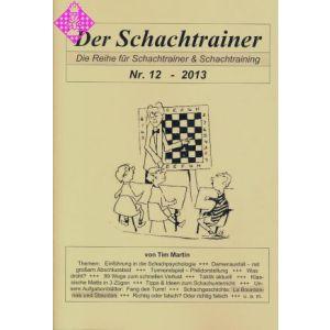 Der Schachtrainer Nr. 12 - 2013