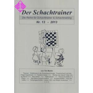Der Schachtrainer Nr. 13 - 2013