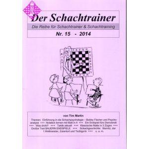 Der Schachtrainer Nr. 15 - 2014