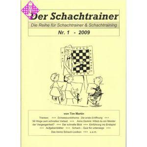 Der Schachtrainer Nr. 1 - 2009