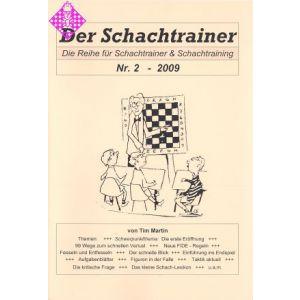 Der Schachtrainer Nr. 2 - 2009
